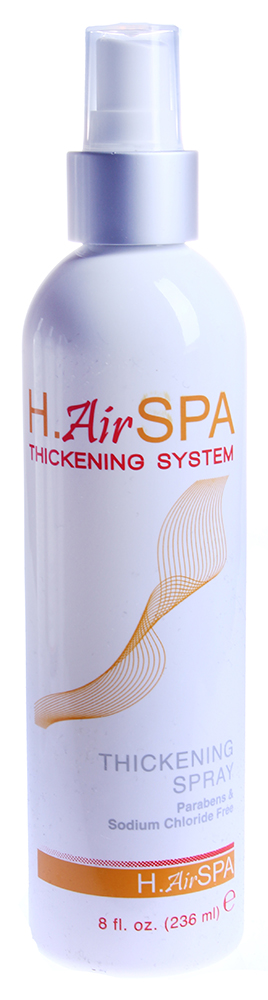 H AIRSPA ����� ���������� / Thickening Spray 236��