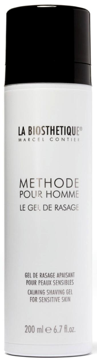 La biosthetique гель успокаивающий для идеально гладкого бритья