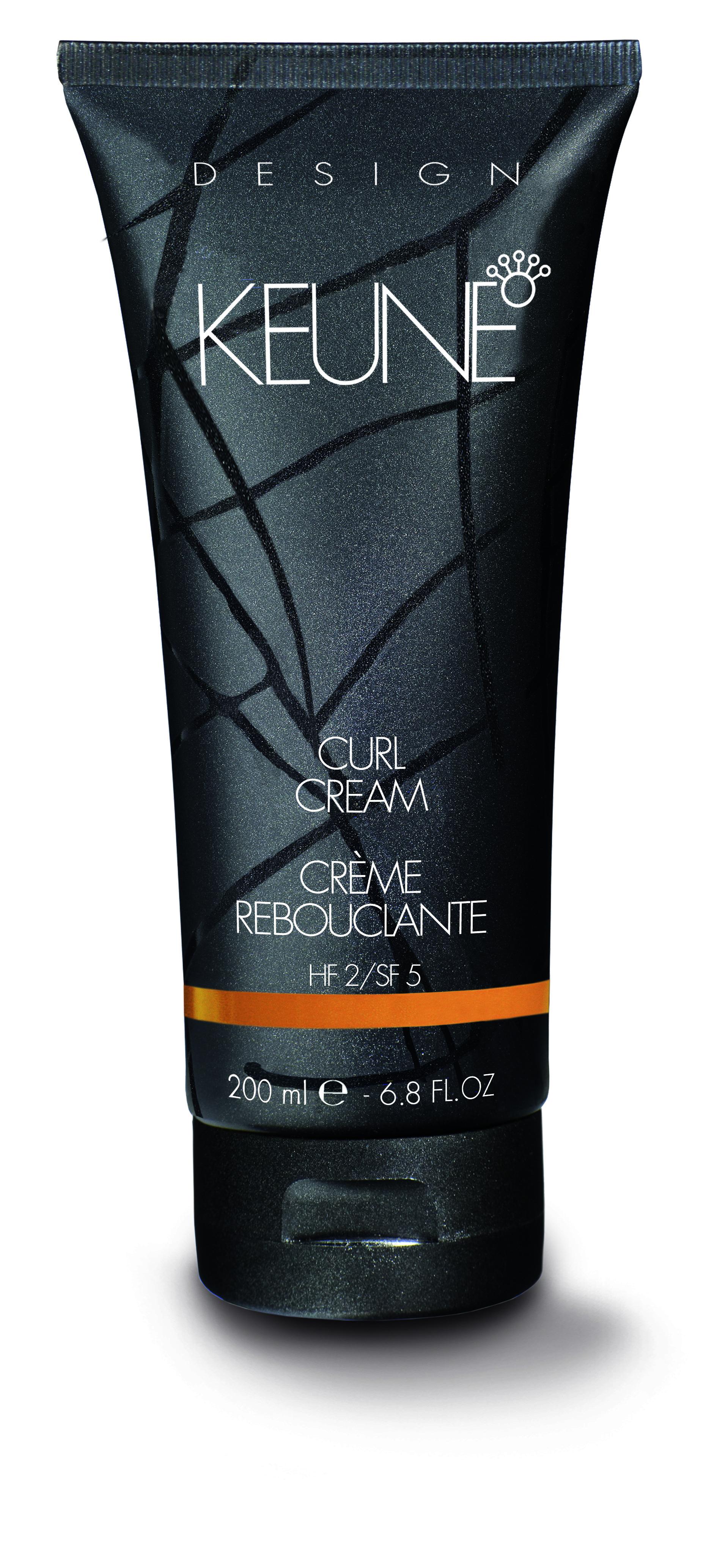 KEUNE Крем для вьющихся волос / CURL CREAM 200мл
