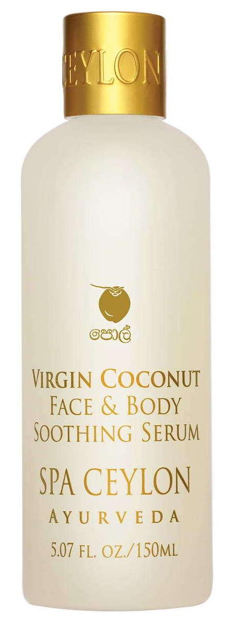 Купить SPA CEYLON Сыворотка смягчающая для лица и тела Чистый кокос 150 мл