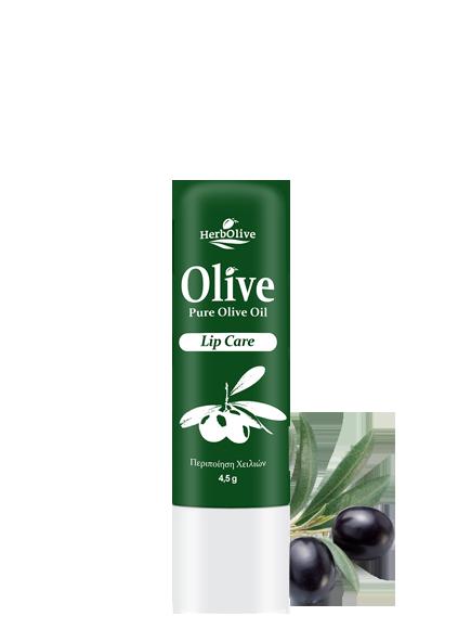 MADIS Помада гигиеническая губная с маслом оливы / HerbOlive 4,5 гр