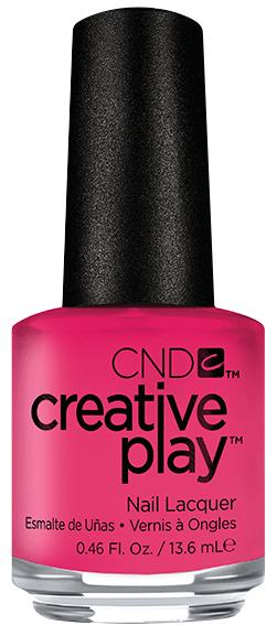 Купить со скидкой CND 472 лак для ногтей / Read My Tulips Creative Play 13,6 мл