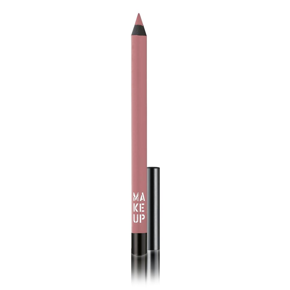 MAKE UP FACTORY Карандаш для губ, 07 античный розовый / Color Perfection Lip Liner 1,2 г косметические карандаши make up factory карандаш для губ color perfection lip liner 39