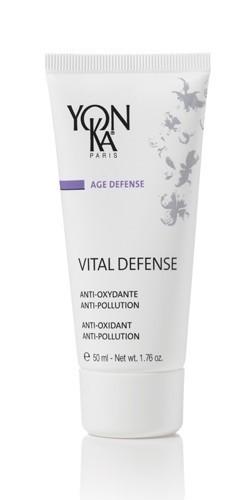 YON KA Крем - антиоксидант защитный Vital Defense / AGE DEFENSE 50мл