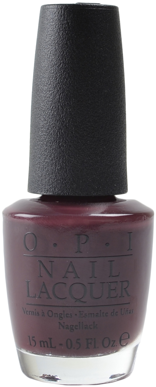 OPI Лак для ногтей Sleigh Parking Only / HOLIDAY 15мл~