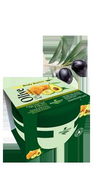 MADIS Масло для тела с медом и авокадо / HerbOlive 250мл