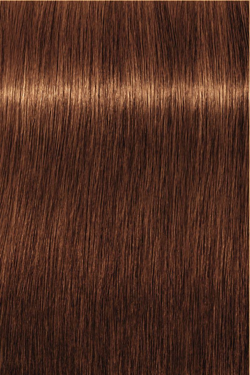 INDOLA 6.34 краситель перманентный, темный русый золотистый медный / NATURAL&ESSENTIALS 60 мл фото