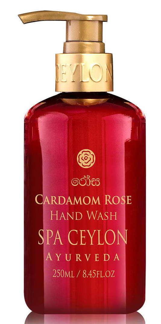 Купить SPA CEYLON Мыло жидкое для рук Роза и кардамон 250 мл