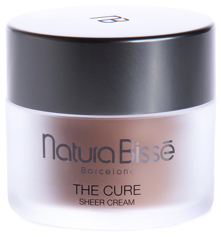 NATURA BISSE ���� ���������� ����������� SPF20 / Sheer Cream THE CURE 50��