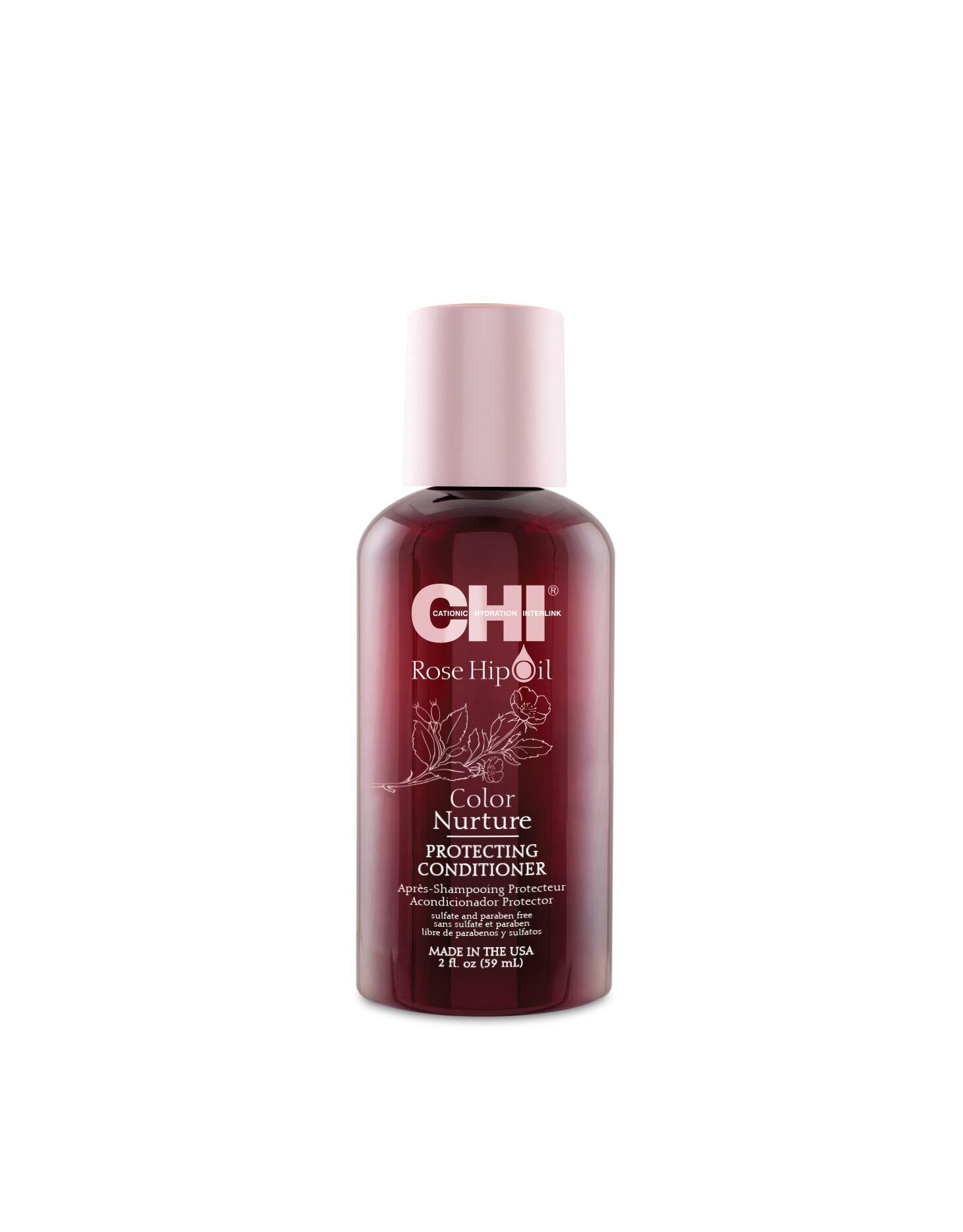 CHI Кондиционер для волос с маслом шиповника 59 мл
