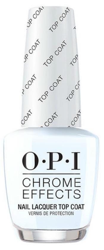 Купить OPI Топ закрепляющий для ногтей / Chrome Effects Nail Lacquer Top Coat 15 мл