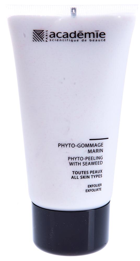ACADEMIE Пилинг растительный с водорослями / VISAGE 75мл