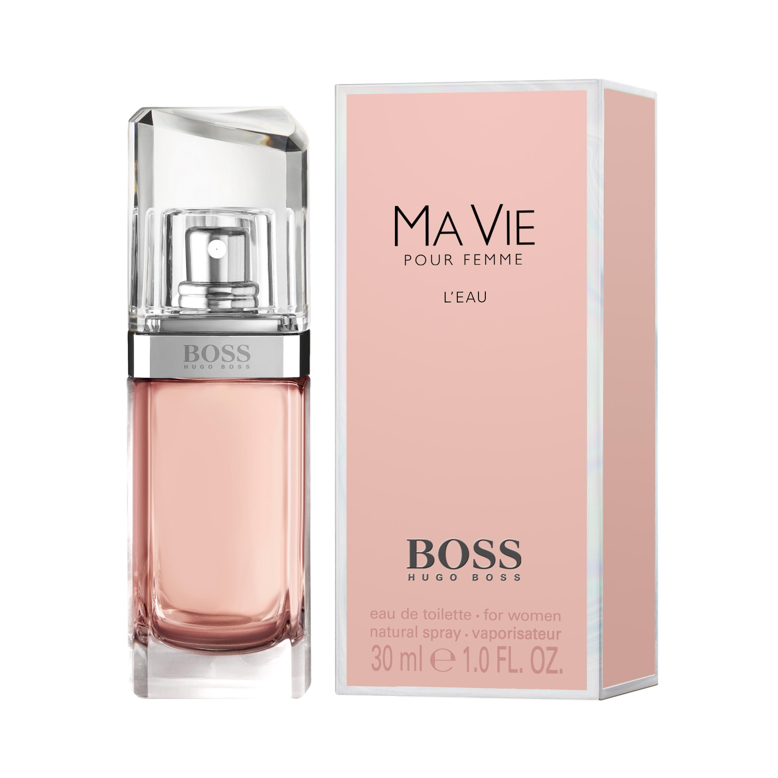 Купить HUGO BOSS Вода туалетная женская Hugo Boss Boss Ma Vie L`Eau 30 мл