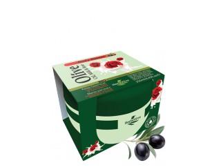 MADIS Масло для тела с молоком и экстрактом масла розы / HerbOlive 250мл