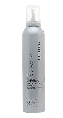 JOICO Мусс сильной фиксации для укладки (фиксация 7) / STYLE &amp; FINISH 300млМуссы<br>Придает волосам невероятный блеск, плотность и объем. Защищает волосы от вредных воздействий окружающей среды и УФ-лучей. Не содержит спирт. Способ применения: разотрите средство в ладонях и затем нанесите на волосы. Высушите волосы, придавая им объем руками, щеткой, диффузором фена или высушите их естественным путем (для эффекта мокрых волос).<br>