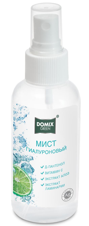 DOMIX Мист гиалуроновый для лица 100 мл