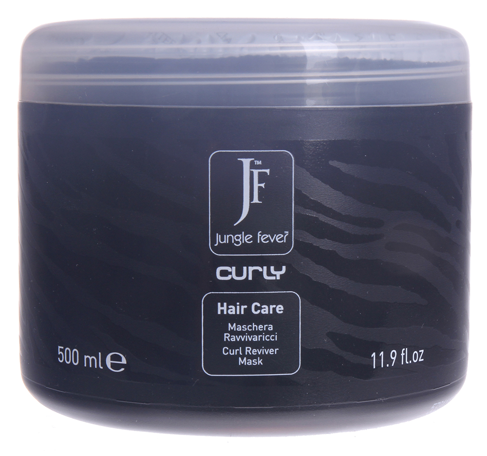 JUNGLE FEVER ����� ��� �������� ����� / Curly Mask HAIR CARE 500��