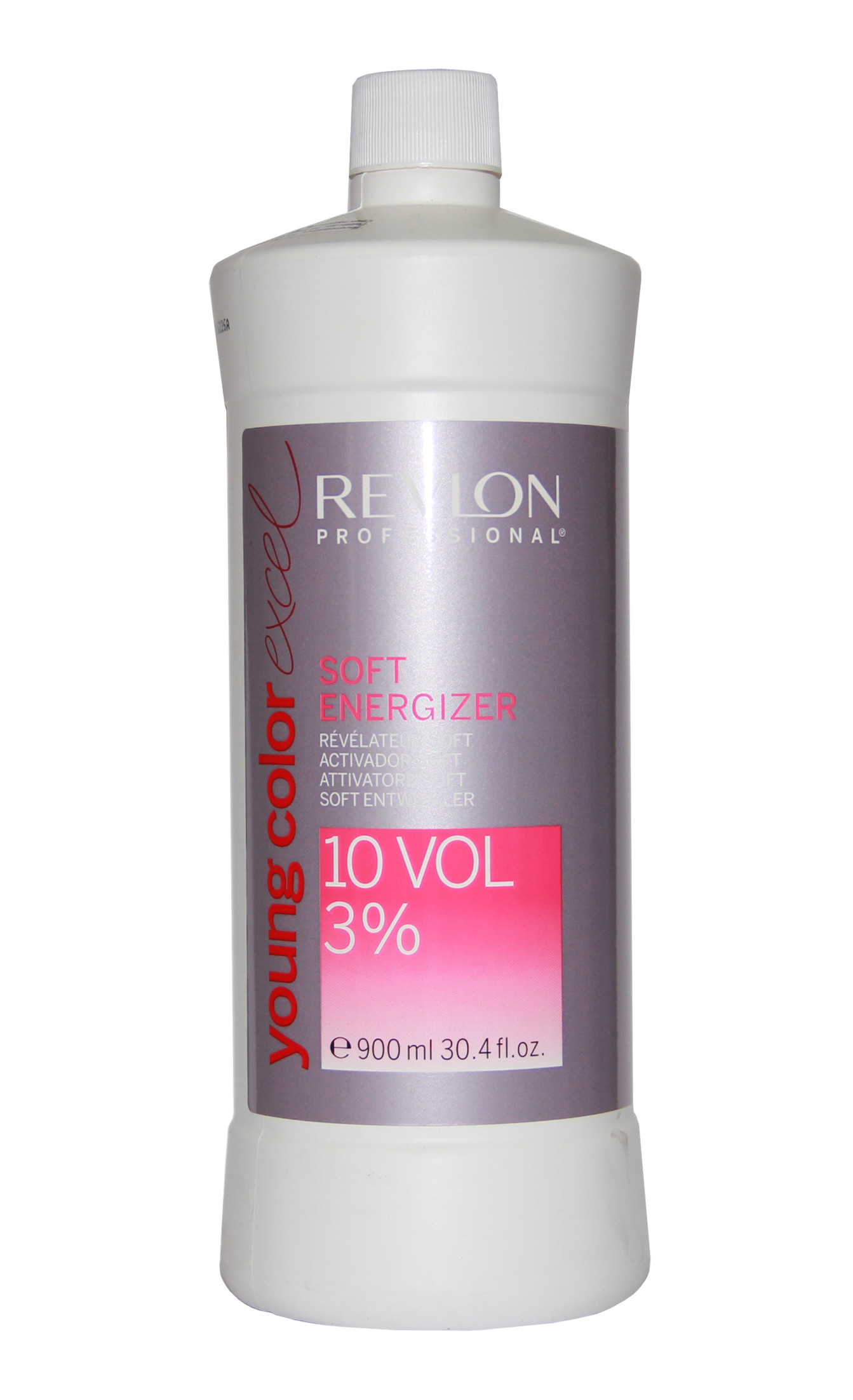 Revlon professional биоактиватор софт 3% / young color