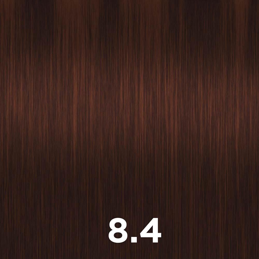 Купить CUTRIN 8.4 краситель безаммиачный для волос, светлый медный блондин / AURORA 60 мл