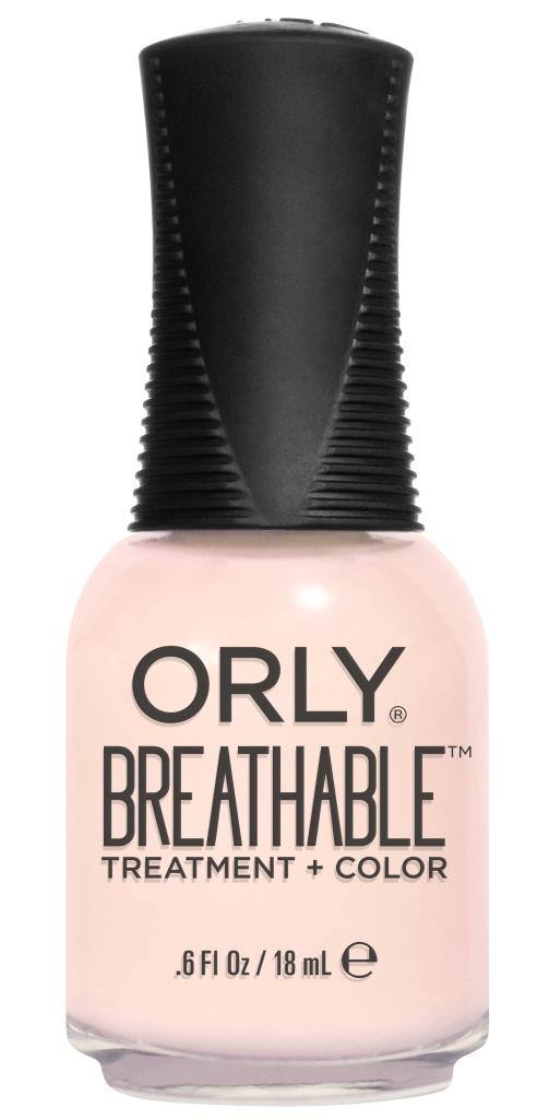 ORLY Уход профессиональный дышащий (цвет) за ногтями 914 REHAB / Breathable 18 мл