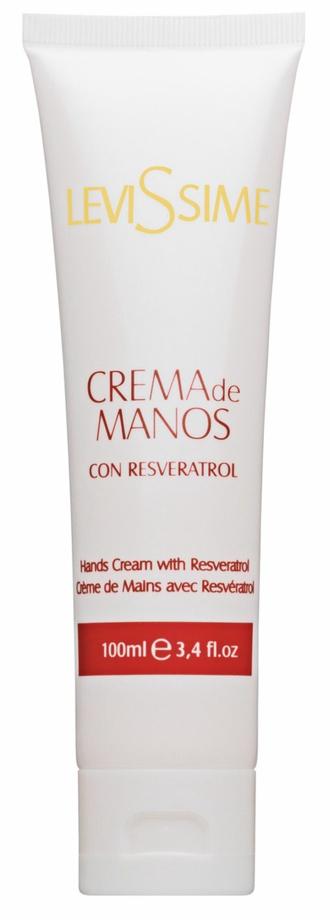 Купить LEVISSIME Крем с ресвератролом для рук / Hands Cream with Resveratrol 100 мл