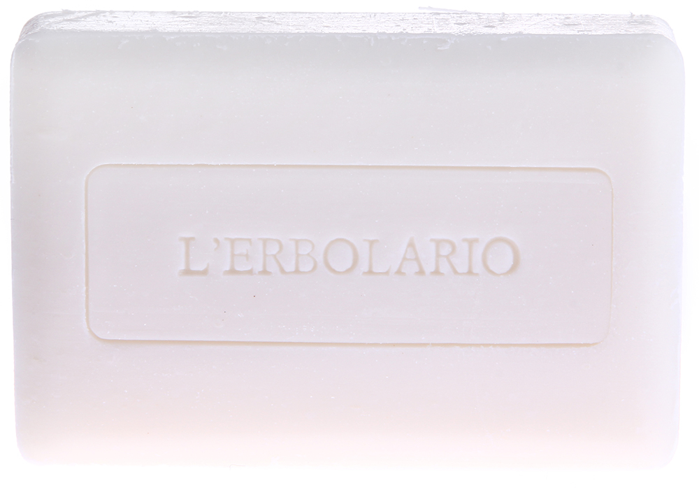 LERBOLARIO Мыло нещелочное с календулой и хохобой 75 гр