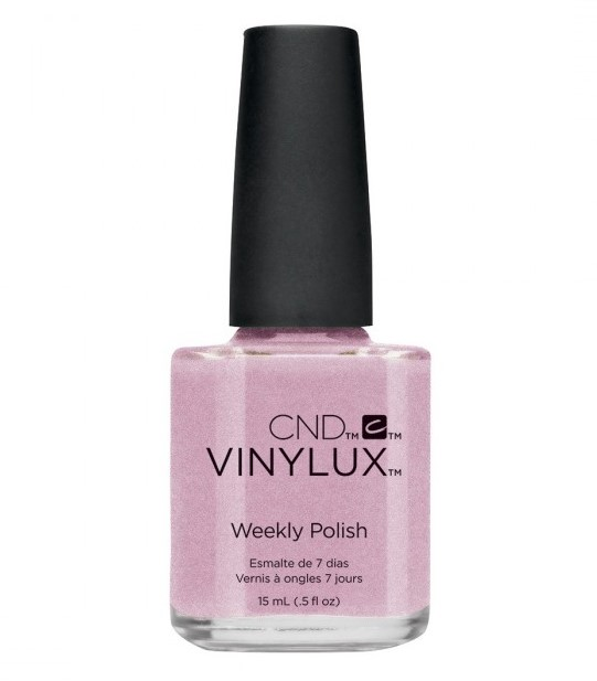 "CND 216 лак недельный для ногтей ""Lavender Lace"" / VINYLUX Flirtations Collection 15мл"