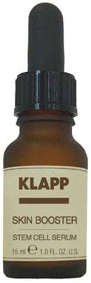 Купить KLAPP Сыворотка для лица Стволовые клетки / SKIN BOOSTER 15 мл