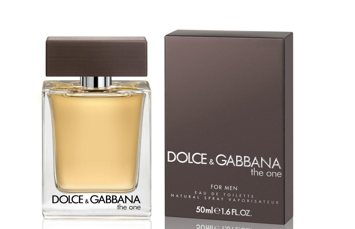DOLCE&GABBANA Вода туалетная мужская Dolce&Gabbana The One For Men 50 мл