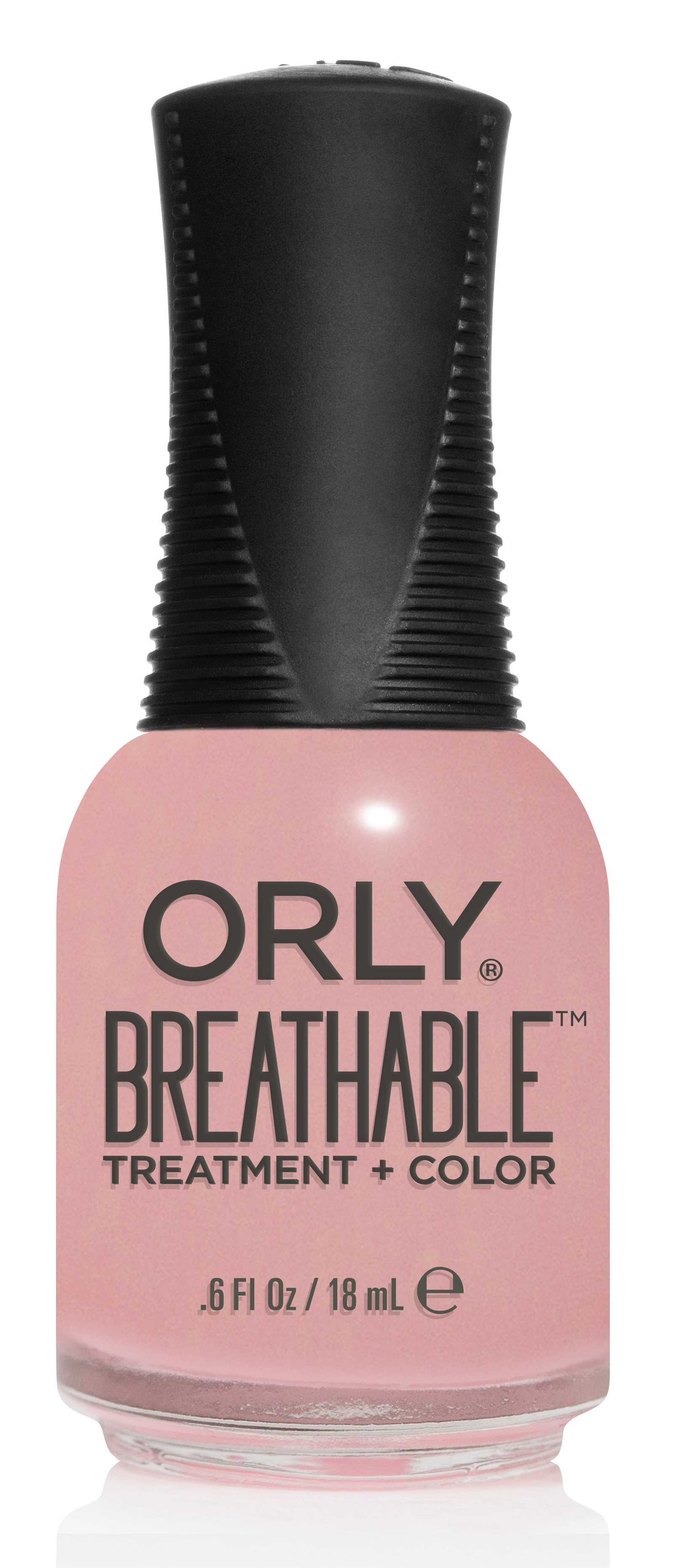ORLY Лак для ногтей 966 SHEER LUCK / BREATHABLE 18 мл -  Лаки