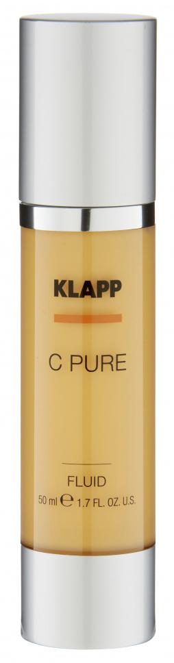 KLAPP Эмульсия витаминная для лица / C PURE 50 мл