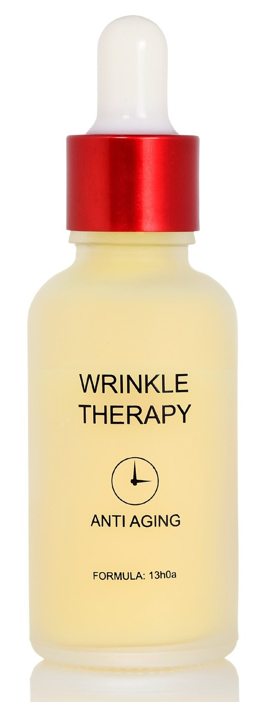 HIKARI LABORATORIES Сыворотка терапевтическая с эффектом мезотерапии для коррекции морщин / WRINKLE THERAPY SERUM 30 мл фото