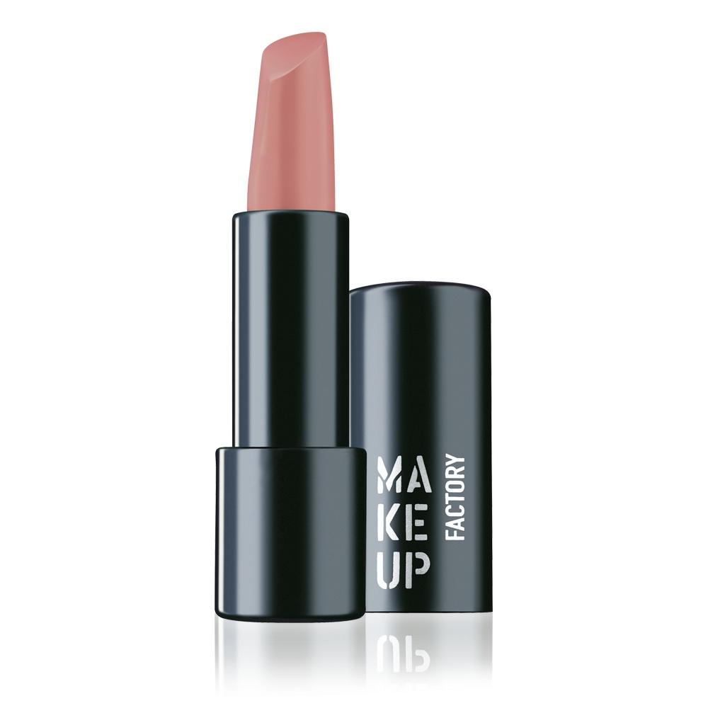 Купить MAKE UP FACTORY Помада полуматовая устойчивая для губ, 225 нюд / Magnetic Lips semi-mat & long-lasting 4 г