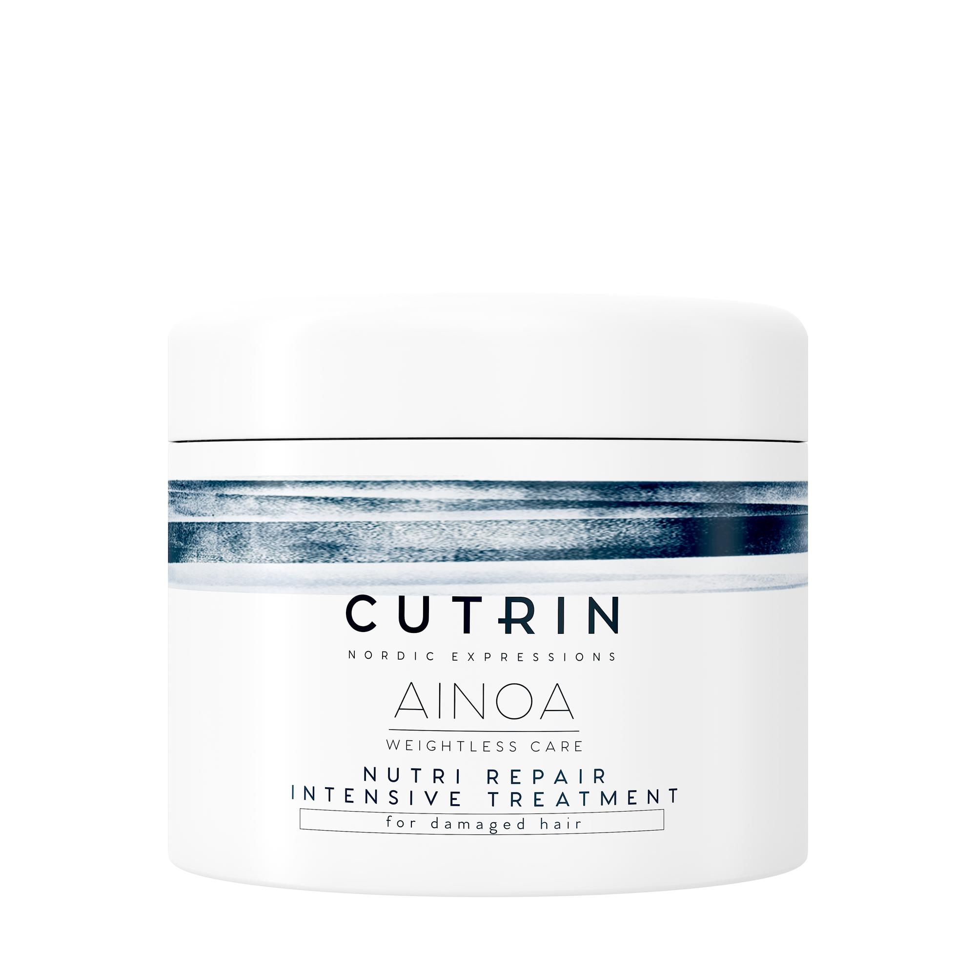 CUTRIN Маска для восстановления волос / AINOA NUTRI REPAIR 150 мл.