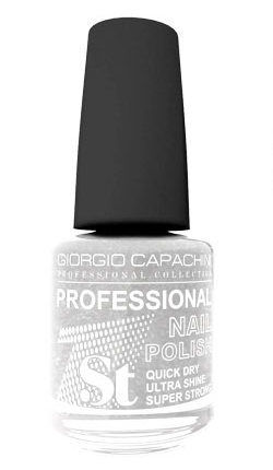 GIORGIO CAPACHINI 03 лак для ногтей снежок / 1-st Professional 16 мл.