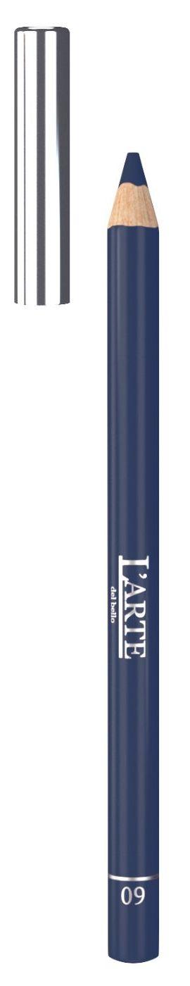 LARTE DEL BELLO Карандаш для век, тон 09 / PROFESSIONALE 1,22 г - Карандаши