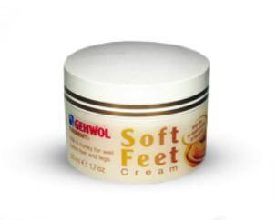 GEHWOL Крем шелковый с гиалуроновой кислотой Молоко и мед 40мл