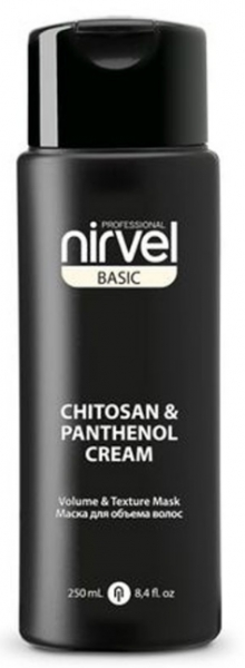Купить NIRVEL PROFESSIONAL Маска объем и текстура 5 в 1 с хитозаном и пантенолом / MASK VOLUME & TEXTURE 5 IN 1 CHITOSAN & PANTHENOL 250 мл