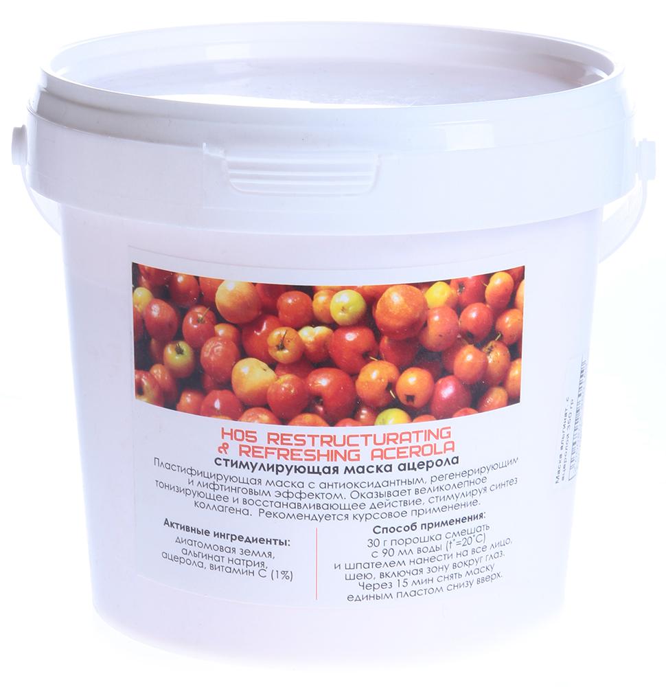 BIO NATURE Смесь для маски с ацеролой 1000грМаски<br>Пластифицирующая маска с антиоксидантным, регенерирующим и лифтинговым эффектом. Оказывает великолепное тонизирующее и восстанавливающее действие, стимулируя синтез коллагена. Рекомендуется курсовое применение. Активные ингредиенты:&amp;nbsp;диатомовая земля, альгинат водорослей, анис, корица, эфирные масла корицы и гвоздики. Способ применения:&amp;nbsp;30г порошка смешать с 90 мл воды (t =20 С) и шпателем нанести на все лицо, шею, исключая зону вокруг глаз. Через 15 мин снять маску единым пластом снизу вверх.<br><br>Объем: 1000 гр<br>Вид средства для лица: Тонизирующий<br>Назначение: Дряблость