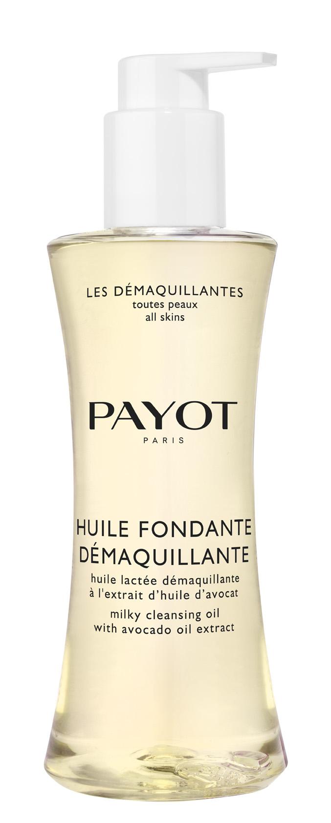 PAYOT Масло очищающее и увлажняющее для снятия водостойкого макияжа / LES DEMAQUILLANTES 200 мл