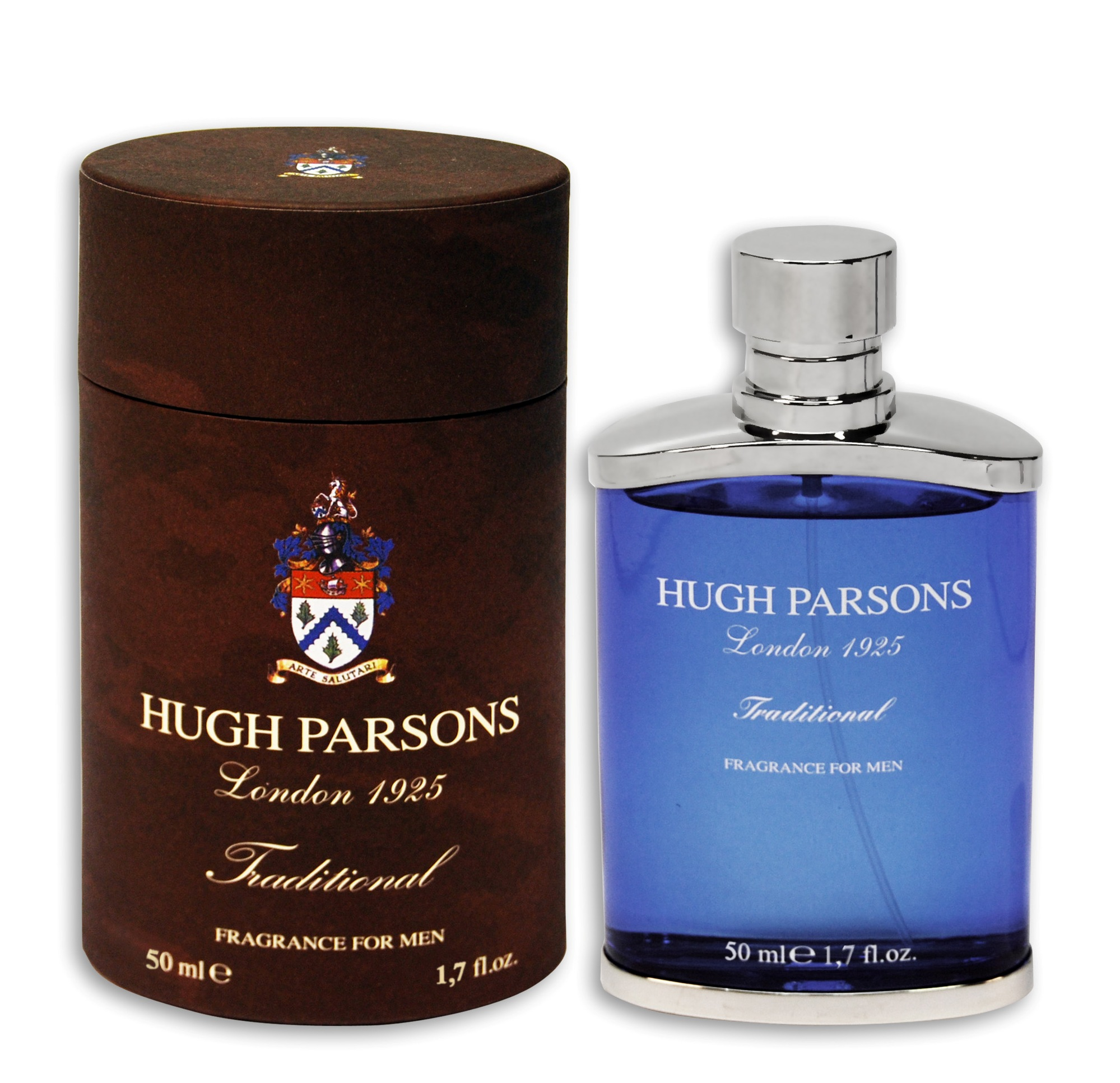 "HUGH PARSONS Вода парфюмерная ""Traditional For Man"" / HUGH PARSONS 50мл"
