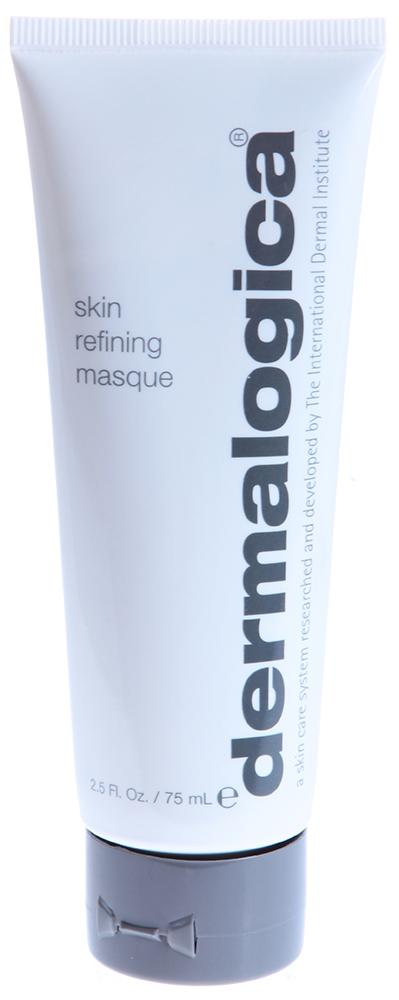 DERMALOGICA Маска очищающая / Skin Refining Masque 75млМаски<br>Очищающая Маска Skin Refining Masque, созданная на основе глин, глубоко очищает кожу и абсорбирует избыток себума. Активный комплекс фитоингредиентов магнолии, кедра, зеленого чая и грейпфрута оказывает противовоспалительное и антибактериальное действие, а экстракты чечевицы и розы уменьшают продукцию себума и сужают поры.&amp;nbsp; Активные ингредиенты: Экстракт кедра, экстракт магнолии. Экстракт зеленого чая, экстракт грейпфрута. Экстракт чечевицы, экстракт розы.&amp;nbsp; Способ применения: Равномерно нанесите маску на очищенную кожу лица и шеи, исключая область вокруг глаз. Оставьте на 7-10 минут, затем тщательно смойте теплой водой или с помощью спонжа. Используйте маску 1-2 раза в неделю.<br>