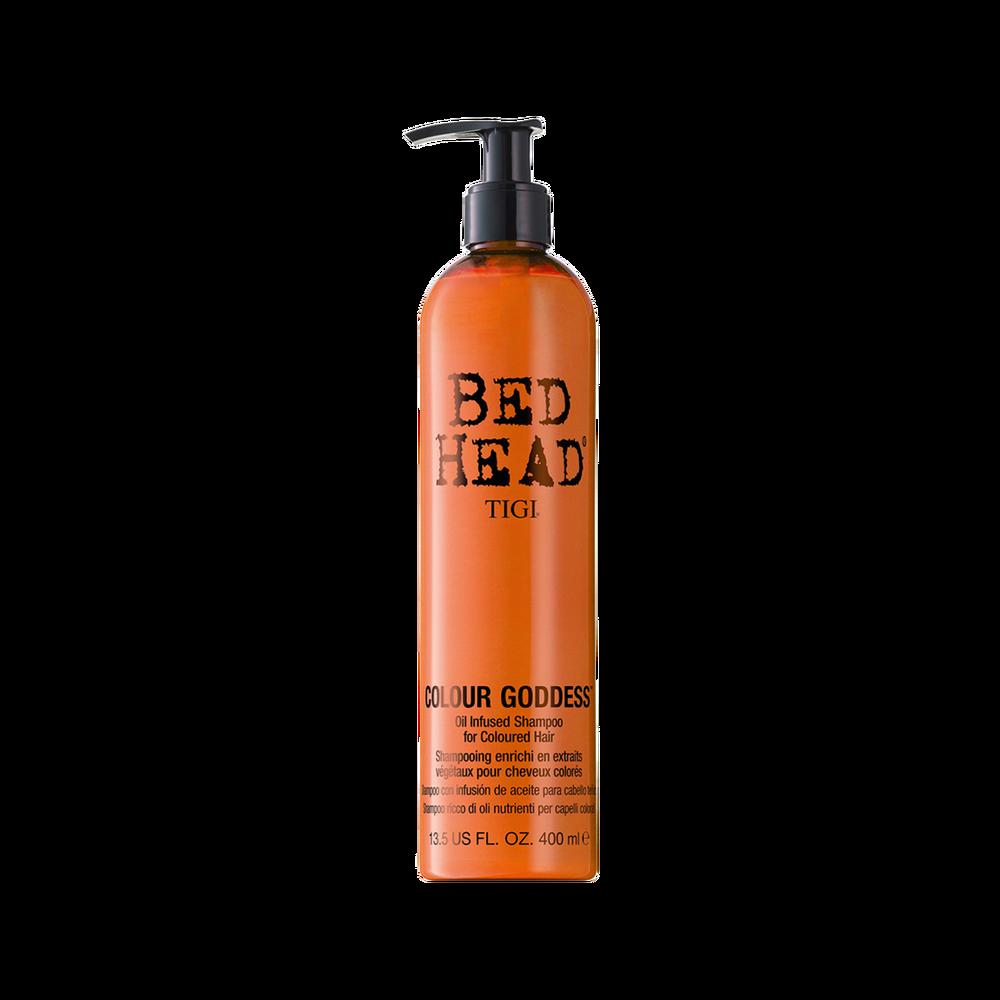 TIGI Шампунь для окрашенных волос / BED HEAD Colour Goddess, 400 мл