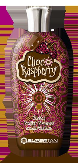 SUPER TAN Активатор загара, шоколадные ягоды / Choco Raspberry Bronzer 200 мл -  Лосьоны