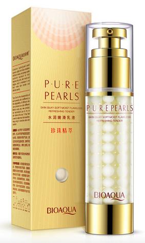 BIOAQUA Сыворотка омолаживающая / Pure Pearls 60 г