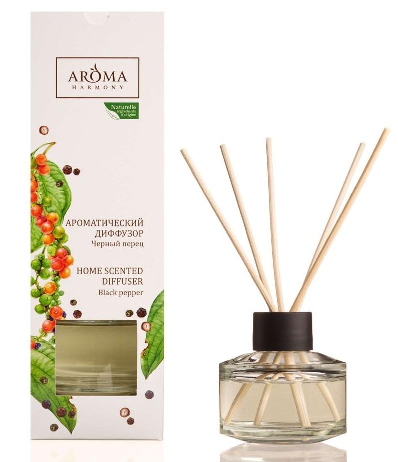 AROMA HARMONY Диффузор ароматический Черный перец 50 мл