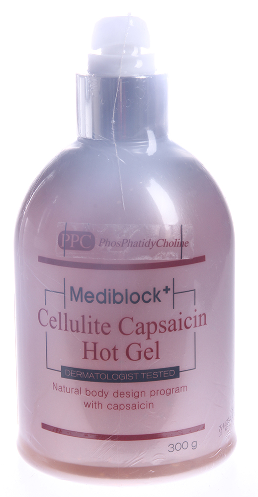 MEDIBLO�K ���� ������������� ��� ���� / Cellulite Capsaicin Hot Gel 300��