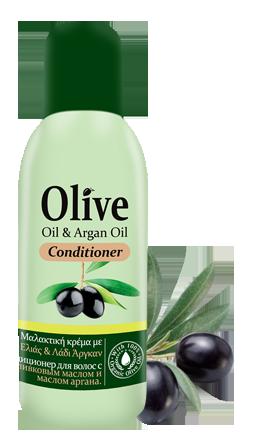 MADIS Кондиционер с маслом арганы для окрашенных волос / HerbOlive 60 мл