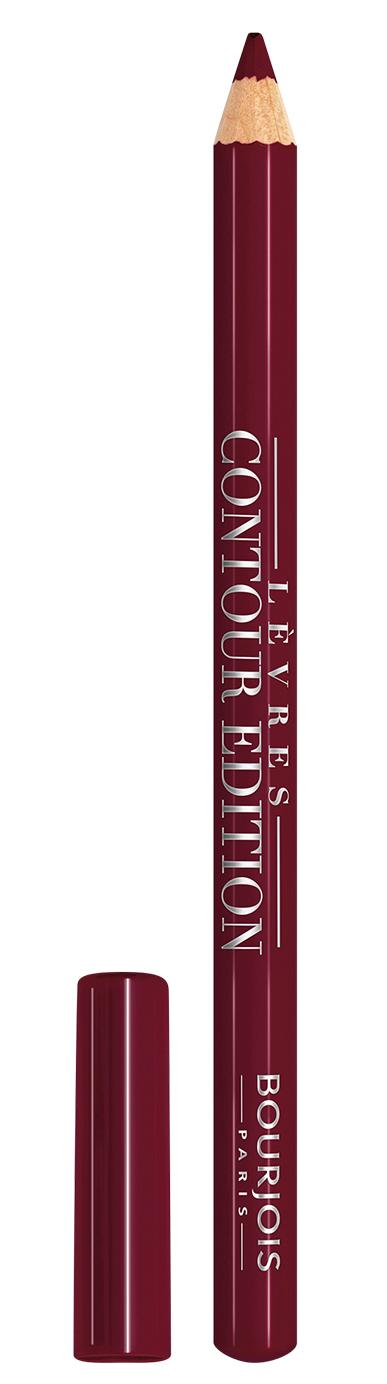 BOURJOIS Карандаш контурный для губ 09 / Levres Contour Edition plum it up bourjois levres contour edition карандаш контурный для губ 05 berry much