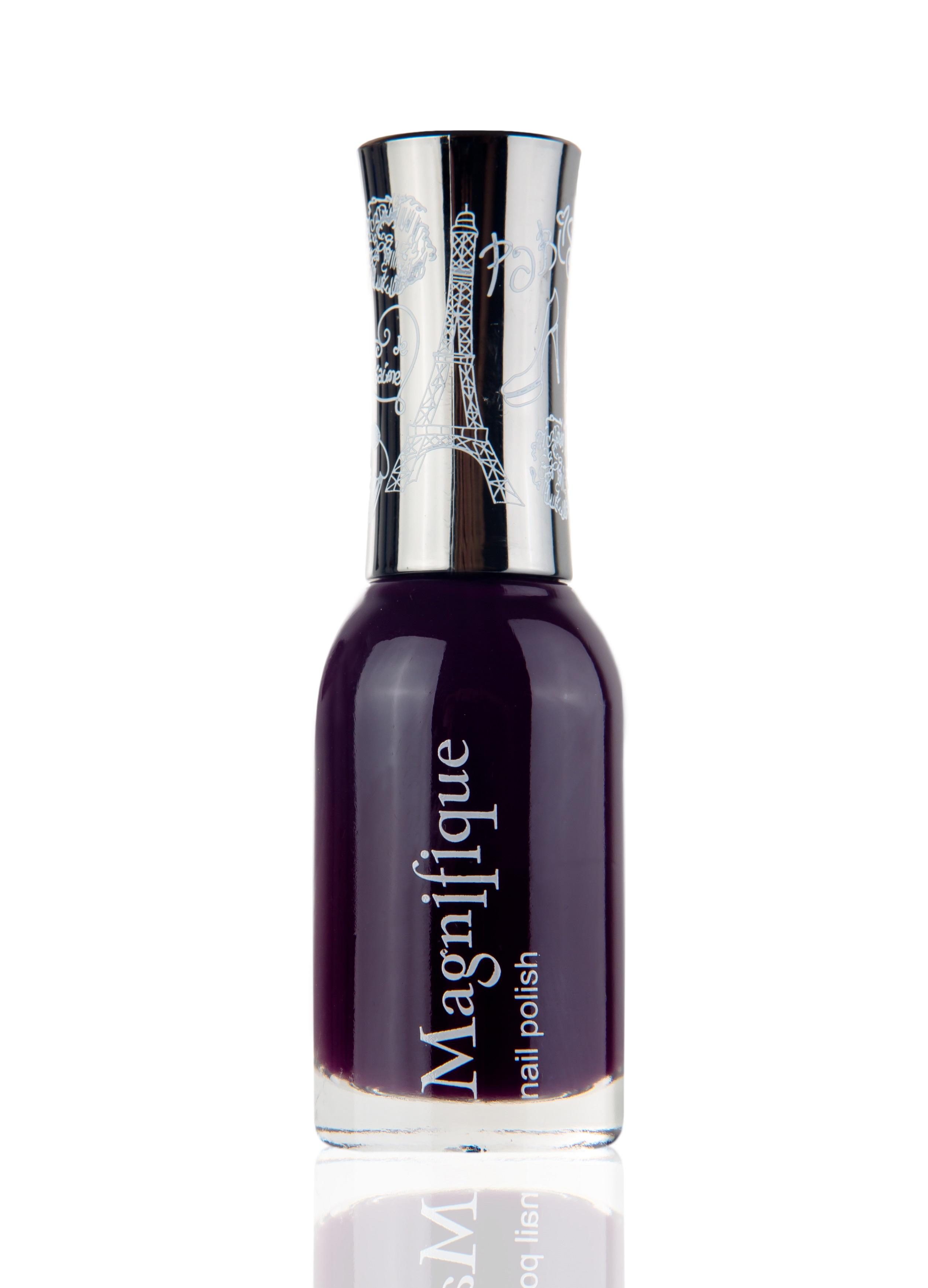 Купить AURELIA 118 лак для ногтей / Magnifique GEL effect 13 мл, Фиолетовые